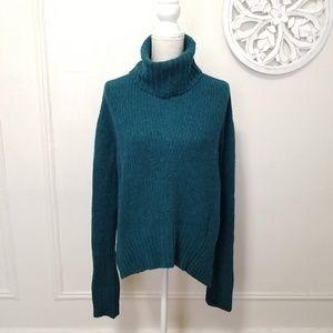 Moth size XS wool loose sweater